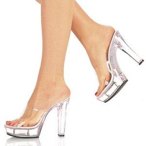 Platform Figure Competition Shoes