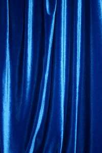 Royal Blue Velvet