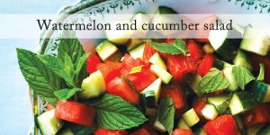 Watermelon and Cucumber Salad - Chatelaine.com