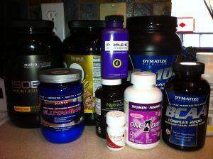 Donloree's Supplements